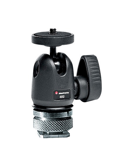 ROTULE MANFROTTO  492LCD
