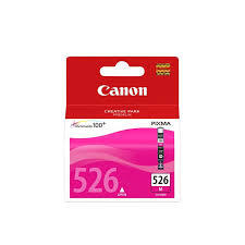 CARTOUCHE CANON CLI-526 Y COLOUR INK