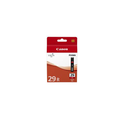 CARTOUCHE CANON PGI-29 R RED INK CARTRIDGE PRO-1