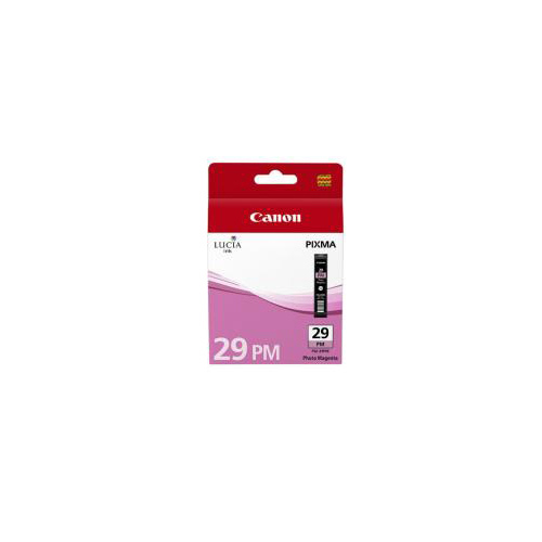 CARTOUCHE CANON PGI-29 PM PHOTO MAGENTA INK CARTRIDGE   PRO-1