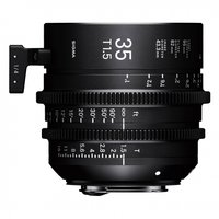OBJECTIF SIGMA CINE PRIME 35MM T1.5 FF CAN